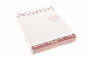 Lipnūs lapeliai užrašams 70x75 mm